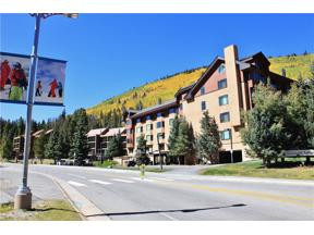 Property for sale at 45 Beeler PLACE, Copper Mountain,  Colorado 80443