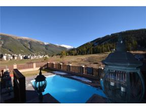 Property for sale at 56 Uneva PLACE, Copper Mountain,  CO 80443