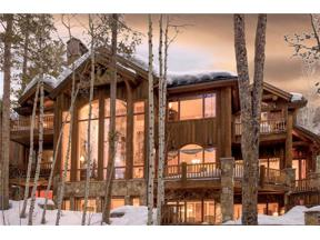 Property for sale at 995 Four Oclock ROAD, Breckenridge,  CO 80424