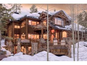 Property for sale at 995 Four Oclock ROAD, Breckenridge,  Colorado 80424