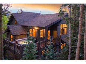 Property for sale at 92 Cucumber Patch Placer ROAD, Breckenridge,  Colorado 80424