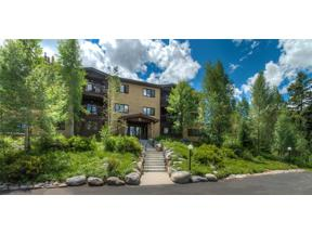 Property for sale at 290 Broken Lance Drive B-103, Breckenridge,  Colorado 80424