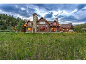 Property for sale at 435 Davenport LOOP, Breckenridge,  Colorado 80424