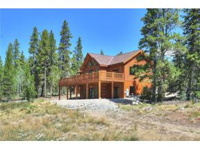 Property for sale at 1477 LAKESIDE DRIVE, Alma,  Colorado 80420
