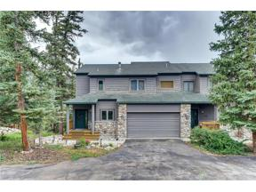 Property for sale at 186 High Meadow DRIVE, Dillon,  Colorado 80435