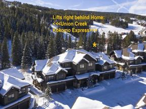 Property for sale at 35 Union Creek TRAIL, Copper Mountain,  CO 80443