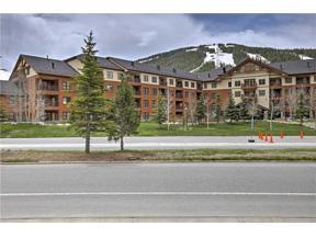Property for sale at 105 Wheeler Circle 417, Copper Mountain,  Colorado 80443