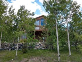 Property for sale at 637 PLATTE RIVER DRIVE, Fairplay,  CO 80440