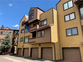 Property for sale at 145 Wheeler PLACE, Copper Mountain,  CO 80443