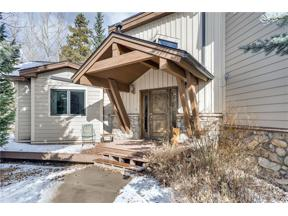 Property for sale at 123 Boreas Pass ROAD, Breckenridge,  Colorado 80424