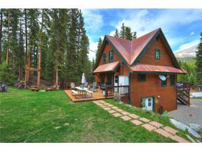 Property for sale at 16 Bemrose Trail, Breckenridge,  Colorado 80424
