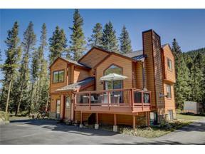 Property for sale at 56 Red Mountain TRAIL, Blue River,  Colorado 80424