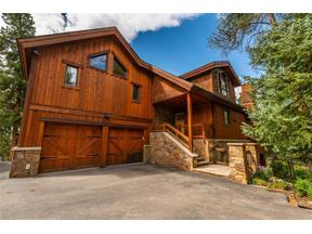 Property for sale at 215 Wellington ROAD, Breckenridge,  Colorado 80424