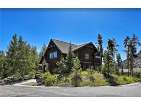 Property for sale at 208 Chiming Bells Court, Frisco,  Colorado 80443