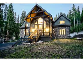 Property for sale at 97 Mount Argentine ROAD, Breckenridge,  Colorado 80424