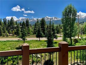 Property for sale at 34 Highfield Trail 309, Breckenridge,  Colorado 80424