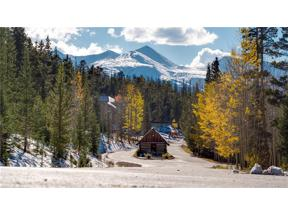 Property for sale at 337 Cumberland DRIVE, Breckenridge,  Colorado 80424