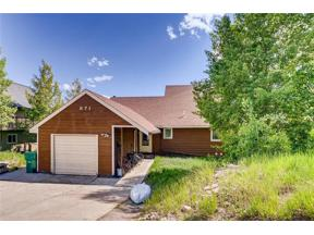 Property for sale at 871 Idlewild Drive, Dillon,  Colorado 80435