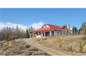 Property for sale at 455 MOSQUITO PASS ROAD, Alma,  CO 80420