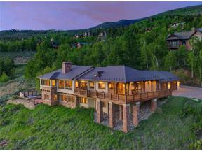 Property for sale at 38 Blue Moon TRAIL, Silverthorne,  CO 80498