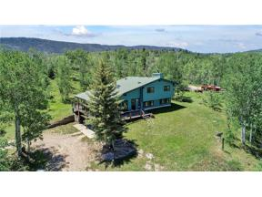 Property for sale at 1705 County Road 193, Kremmling,  Colorado 80459