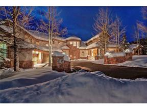 Property for sale at 1045 FOUR OCLOCK ROAD, Breckenridge,  CO 80424