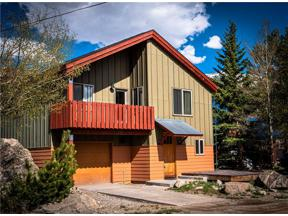 Property for sale at 127 Rasor DRIVE, Keystone,  Colorado 80435