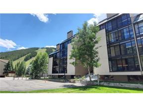 Property for sale at 165 Wheeler Place 203, Copper Mountain,  Colorado 80443