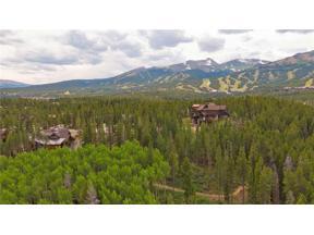Property for sale at 68 Iron Mask ROAD, Breckenridge,  Colorado 80424