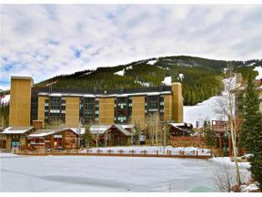 Property for sale at 209 Ten Mile Circle 202, Copper Mountain,  Colorado 80443