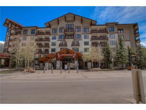 Property for sale at 910 Copper Road 120, Copper Mountain,  Colorado 80443