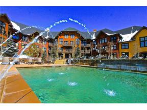 Property for sale at 172 Beeler Place 204 C, Copper Mountain,  Colorado 80443