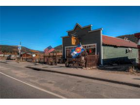 Property for sale at 24 N MAIN STREET, Alma,  Colorado 80420