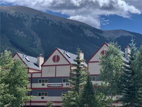 Property for sale at 82 Wheeler Circle 314-C B-1, Copper Mountain,  Colorado 80443