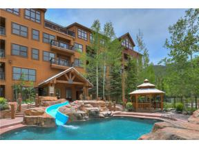 Property for sale at 53 Hunkidori Court 8830, Keystone,  Colorado 80435