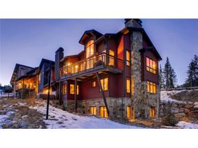 Property for sale at 488 Beeler PLACE, Copper Mountain,  CO 80443