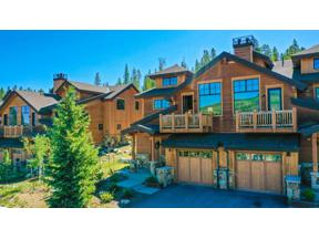 Property for sale at 56 Dewey Placer Drive C-2, Breckenridge,  Colorado 80424