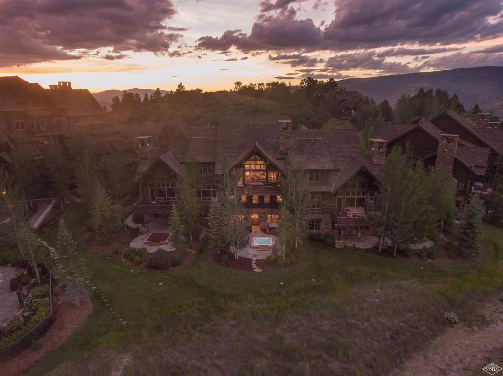 Photo of home for sale at 122 Peak View, Beaver Creek CO