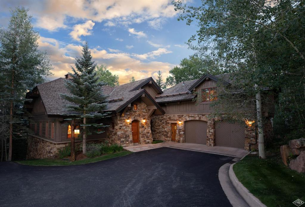 Photo of home for sale at 55 Goshawk, Beaver Creek CO