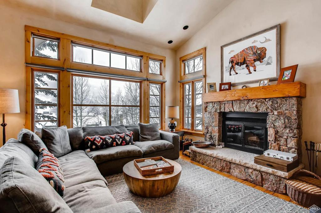 Photo of home for sale at 17 Meadows Court, Beaver Creek CO