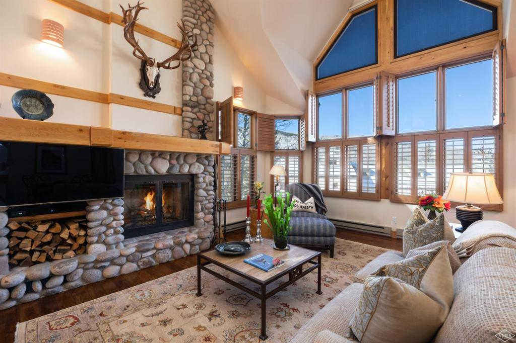 Photo of home for sale at 27 Meadow Court, Beaver Creek CO