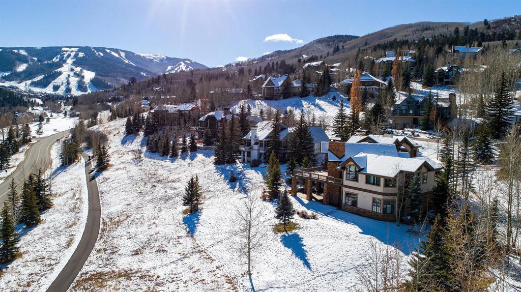 Photo of home for sale at 96 Wayne Creek Road, Beaver Creek CO