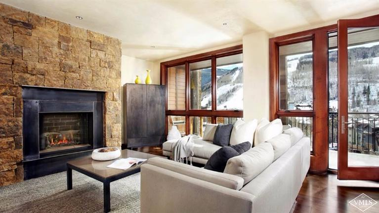 Photo of home for sale at 141 East Meadow Drive, Vail CO