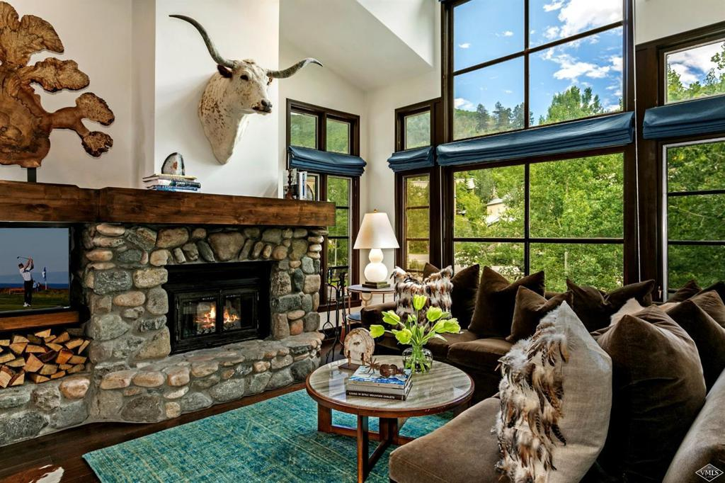 Photo of home for sale at 365 Offerson Road, Beaver Creek CO