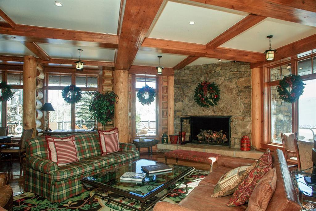 Photo of home for sale at 205 Bear Paw, Beaver Creek CO