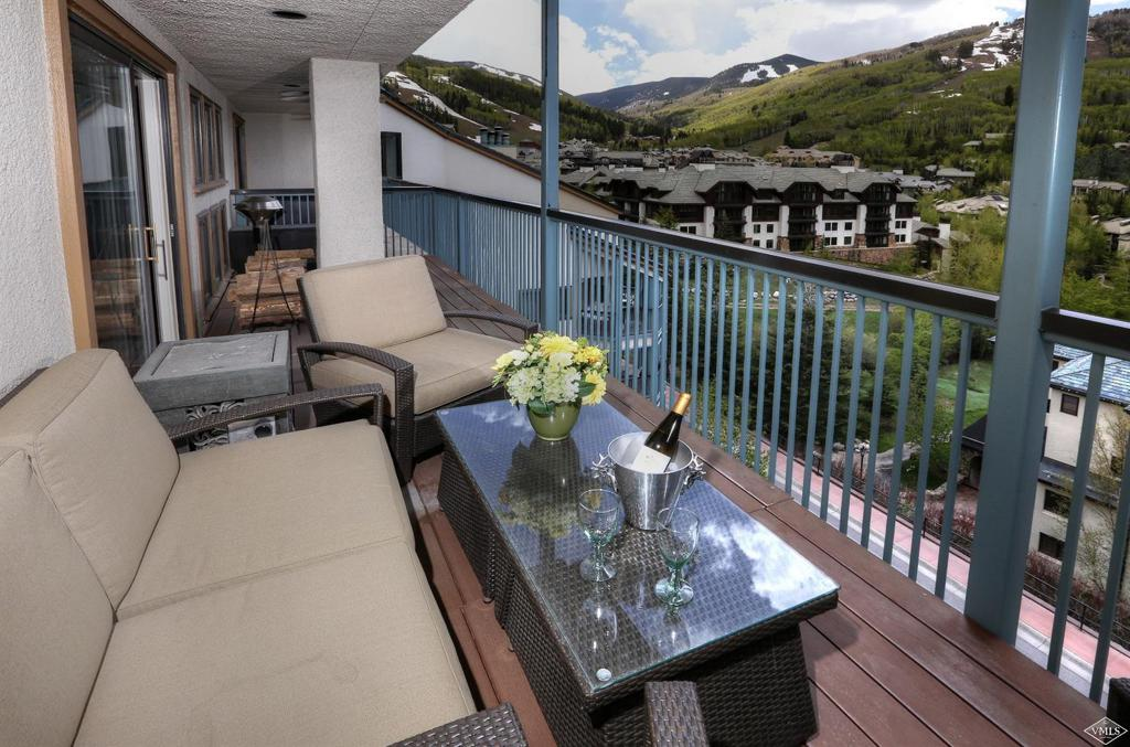 Photo of home for sale at 180 Offerson Road, Beaver Creek CO