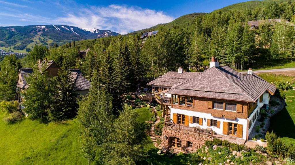 Photo of home for sale at 120 Holden Road, Beaver Creek CO