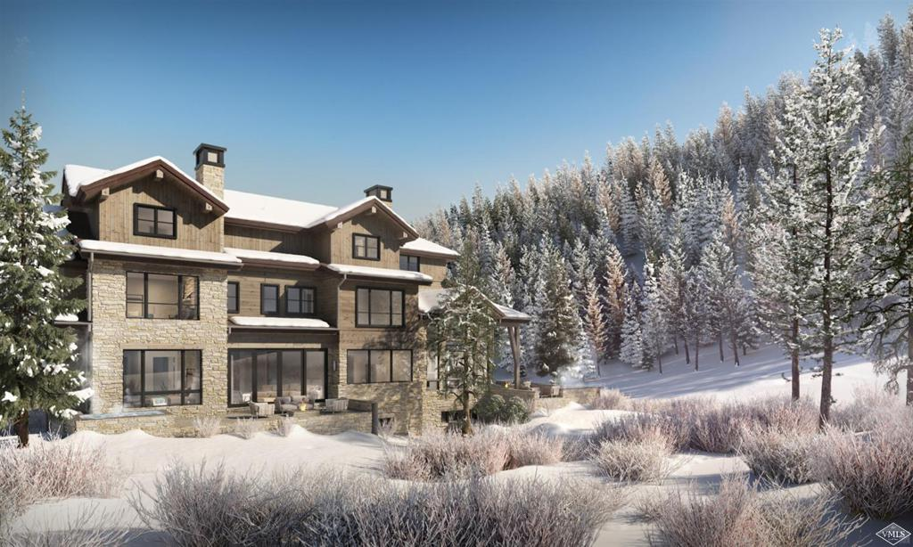 Photo of home for sale at 189 Elk Track Road, Beaver Creek CO