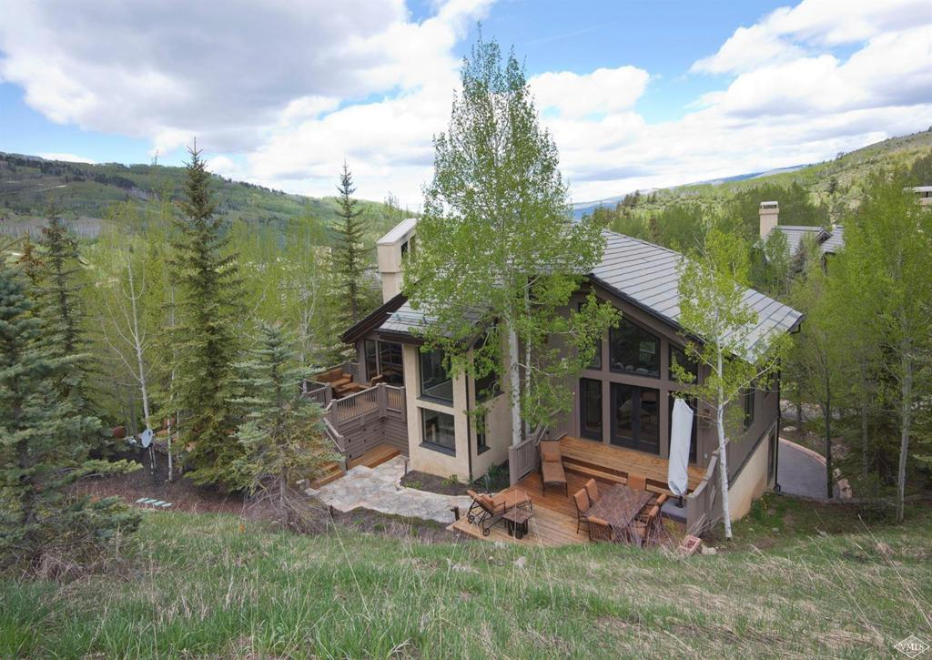 Photo of home for sale at 68 Greystone Court, Beaver Creek CO