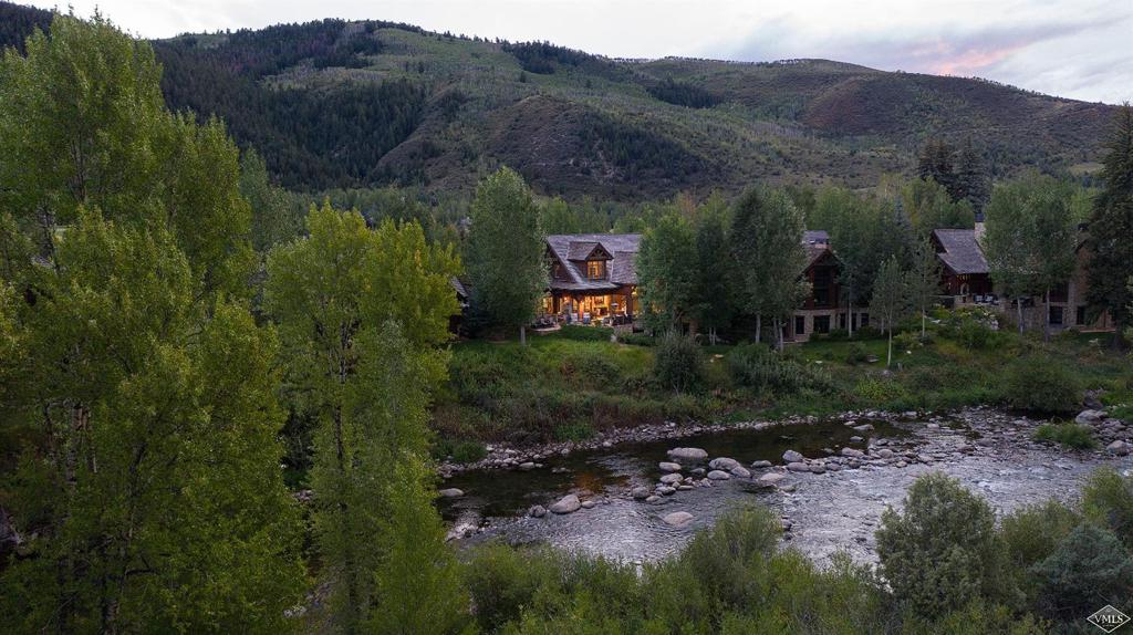 Photo of home for sale at 147 Eagle River Road, Edwards CO